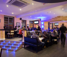 Blue Ginger Bar & Restaurant