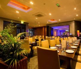 Blue Ginger bar and restaurant