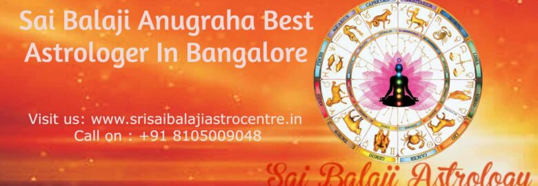 BEST ASTROLOGER IN BANGALORE – srisaibalajiastrocentre.in