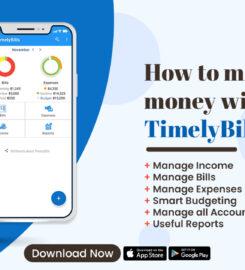 Best Money Manager App – Timelybills.app